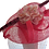 Thumbnail: Doloris (Fuschia Fascinator)