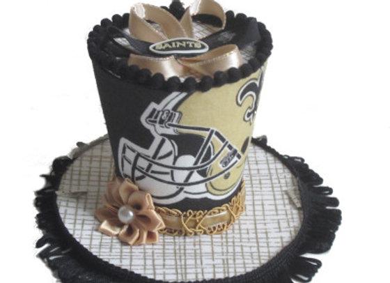 New Orleans Saints Mini Top Hat