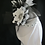 Thumbnail: Lilly (Black and White Fascinator)