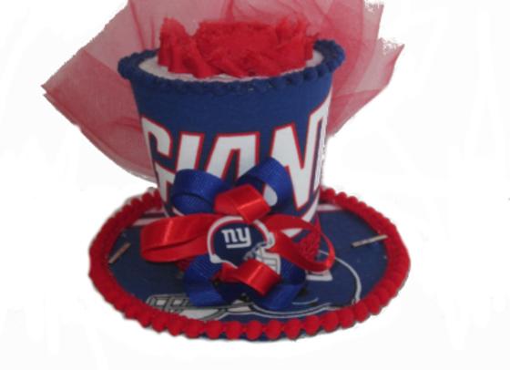 New York Giants Mini Top Hat