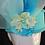 Thumbnail: Charlene (Turquoise Fascinator)
