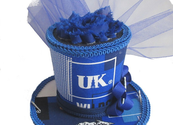 Kentucky Wildcats Mini Top Hat
