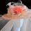 Thumbnail: Monique (Peach Derby Hat)
