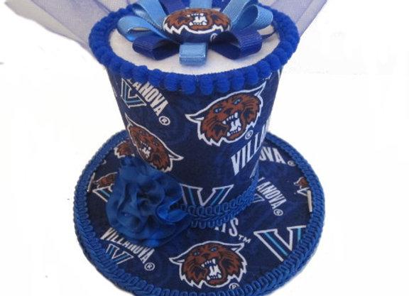 Villanova Wildcats Mini Top Hat