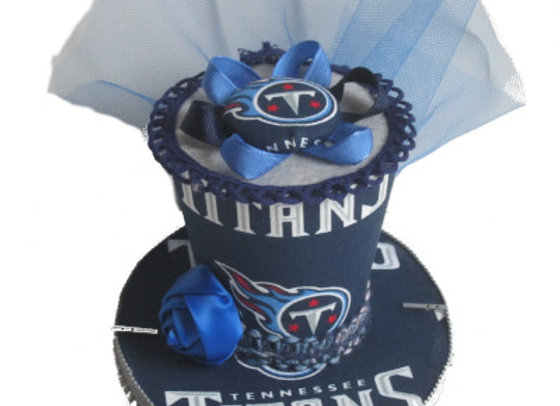 Tennessee Titans Mini Top Hat