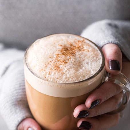 Control Sugar Cravings this Winter with Vegan Chai Latte!