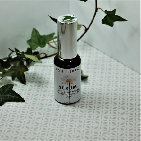 Serum Spotlight - Hyaluronic Acid 5%+Silver+Gold+Aloe
