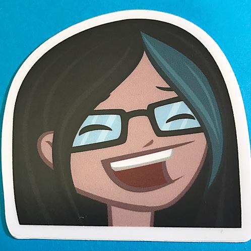 LOL Emote Sticker