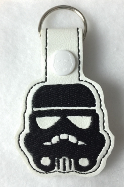 Stormtrooper Inspired - Key Fob