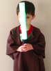 "Jedi Robes, or ""How I desire to be the best mother ever to a 5 year old boy"""