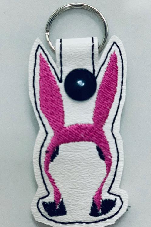 Bunny Ear Hat - Key Fob