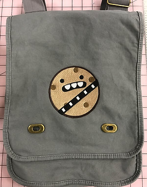 Wookie Cookie Messenger Bag