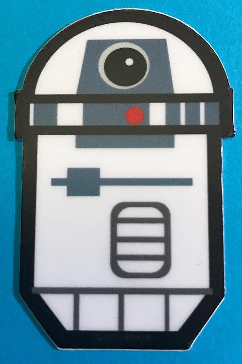R2-T2 Emote Sticker