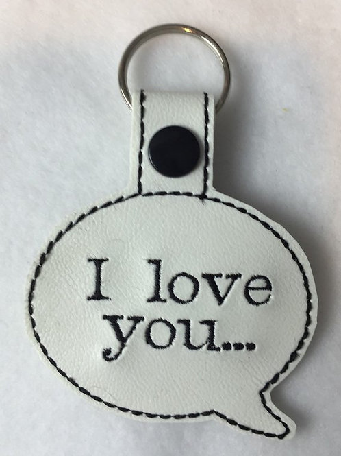 I love you - Leia
