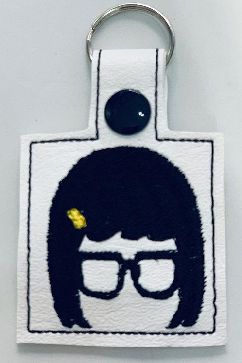Tina Face - Key Fob