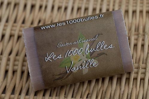 Savon parfumé Vanille 95gr