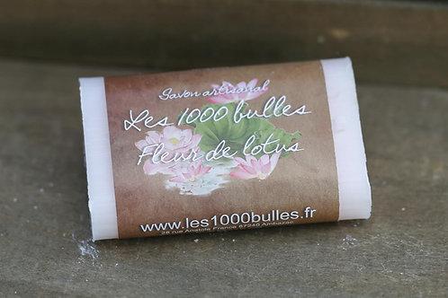Savon parfumé F.lotus 95gr