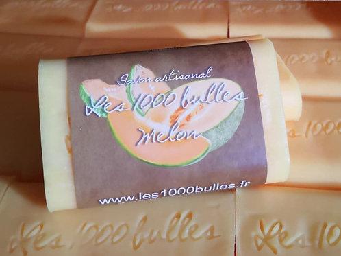 Savon parfumé melon 95gr