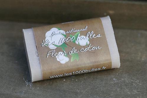 Savon parfumé F.coton 95gr