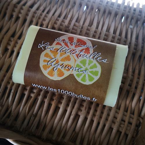 Savon parfumé Agrumes 95gr