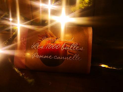 Savon parfumé Pomme cannelle 95gr
