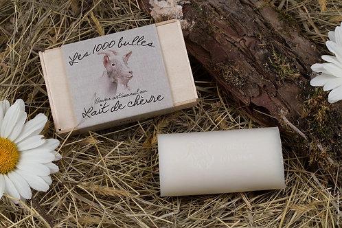 Savon au lait de chèvre 110gr