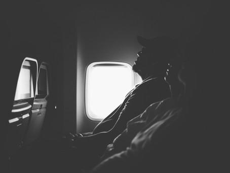 Strategies for Sleeping on a Flight