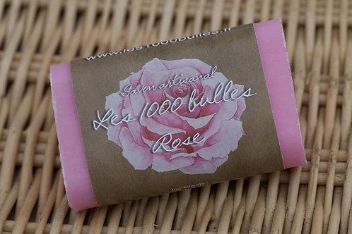 Savon parfumé Rose 95gr