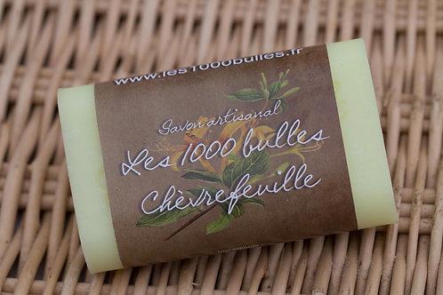 Savon parfumé Chevrefeuille 95gr