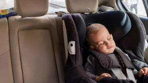 Safe For A Baby To Sleep In A Car Seat?