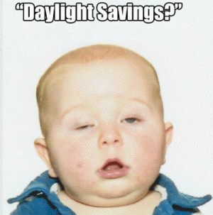 The Dreaded Spring Daylight Savings Time
