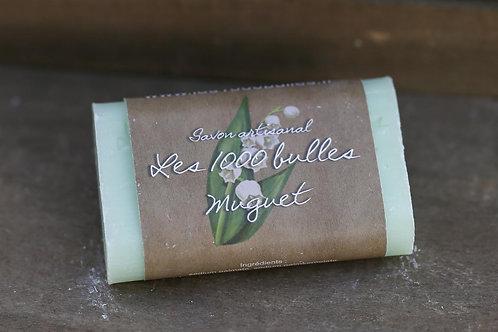 Savon parfumé Muguet 95gr