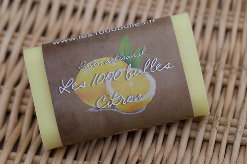 Savon parfumé Citron 95gr