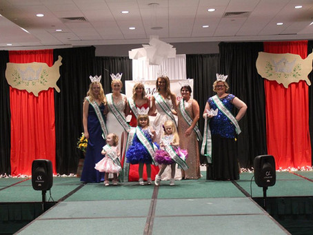 Results from 2019 National Pageant