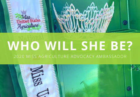 Miss Agriculture Advocacy