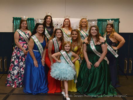 Results from 2019 Pennsylvania & Ohio Regional Pageant