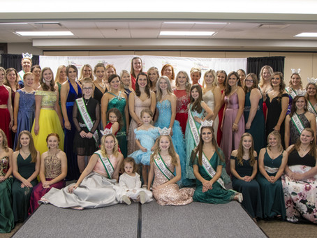 Results from 2020 Midwest Regional Pageant