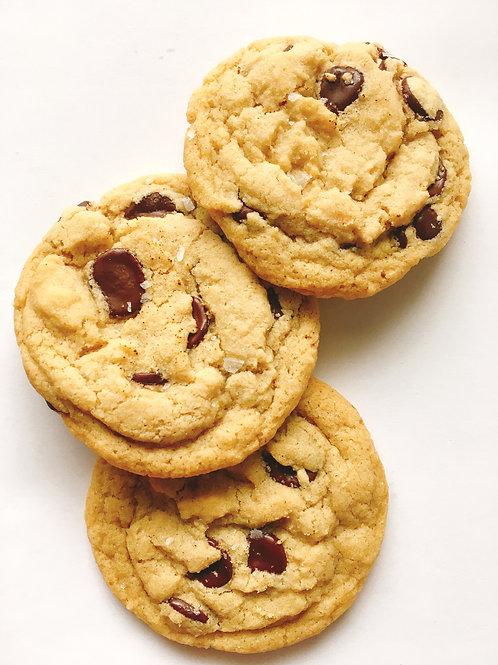 *GF Chocolate Chip Cookies
