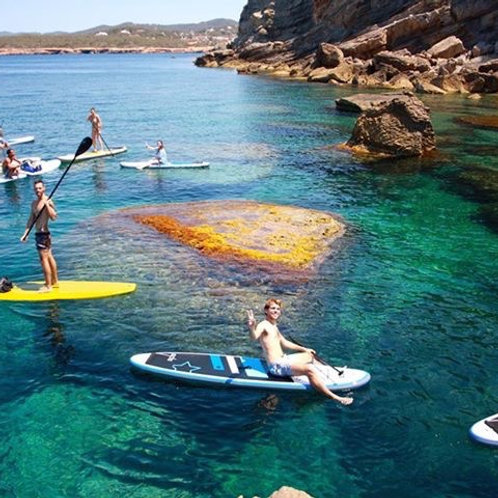 THE PADDLE SURF