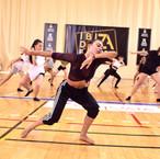 lucia Lopez Ibiza Danza platform bailarina