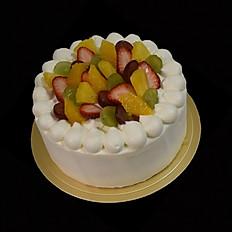 デコレーションケーキ(フルーツ)
