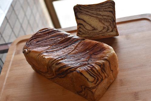 チョコレート食パン