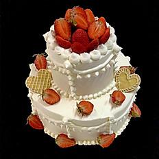 2弾デコレーションケーキ