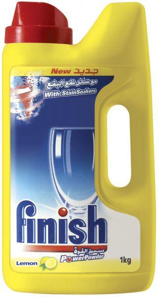 مسحوق غسيل لغسالة الأطباق  - فينيش