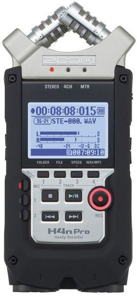 مسجل صوت رقمي محمول - زوم Zoom 4 قنوات H4n