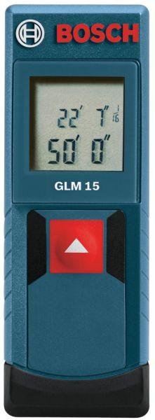 جهاز قياس الليزر - بوش - GLM 15