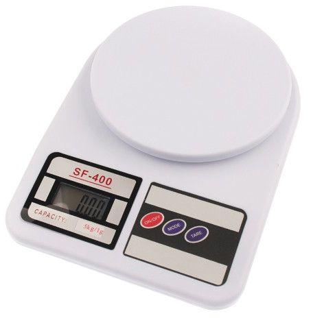 ميزان مطبخ رقمي حمولة 5 كجم وحساسية 1 جم