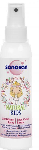 سانوسان - سبراى لفك تشابك الشعر