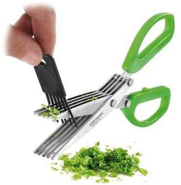 مقص تقطيع الأعشاب و الخضروات من هوم Home