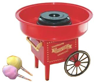 آلة صنع حلوى غزل البنات BM Satellite